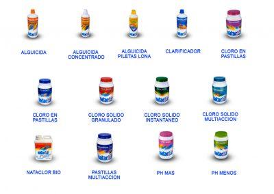 Productos Nataclor